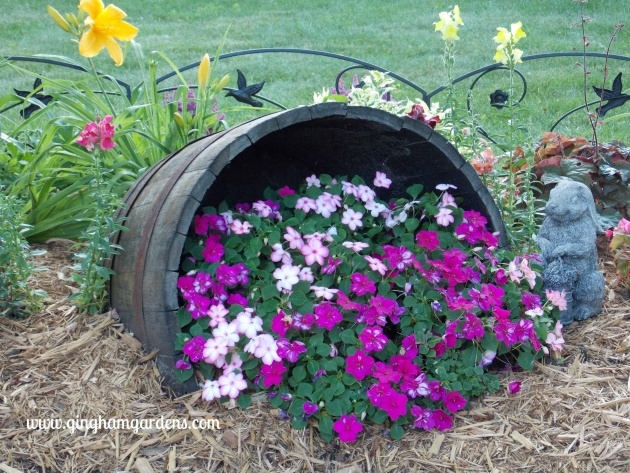 Inspirational Flower Planter Ideas Picture