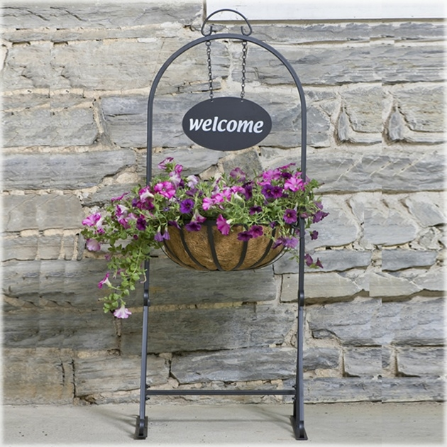 Inspirational Hanging Basket Plants Image