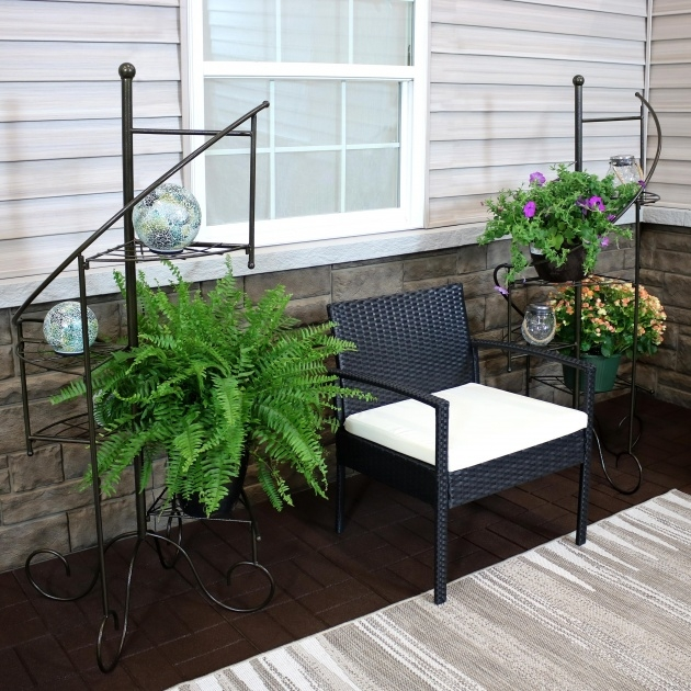 Inspirational Metal Plant Stand Photo