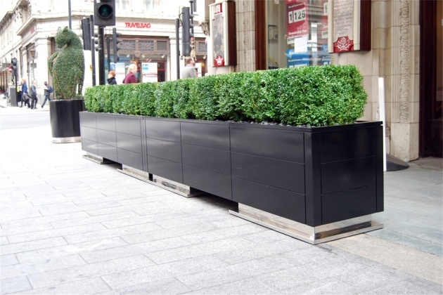 Inspirational Street Furniture Planters Image