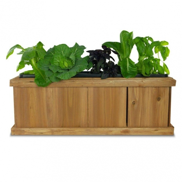 Inspirational Wooden Planter Box Picture