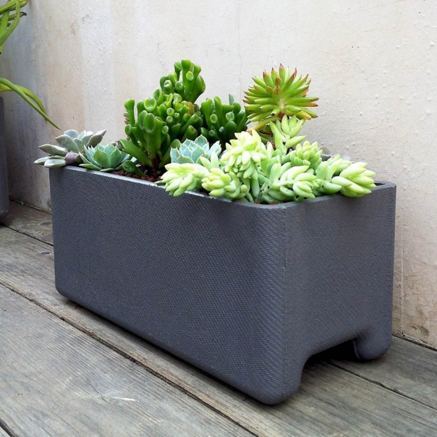 Inspiring Balcony Planter Box Image