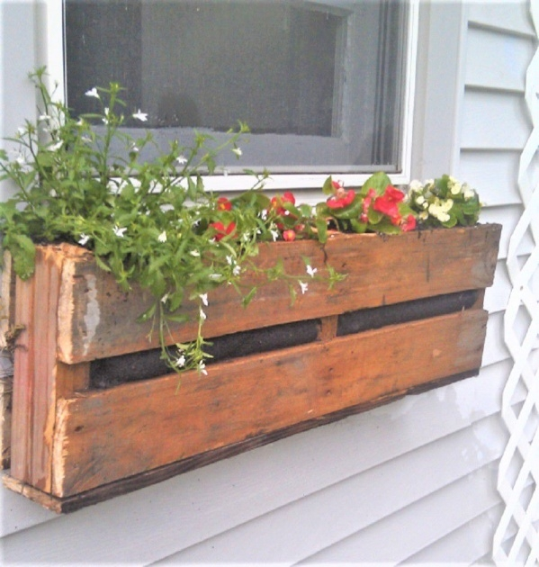 Inspiring Build Window Planter Box Image