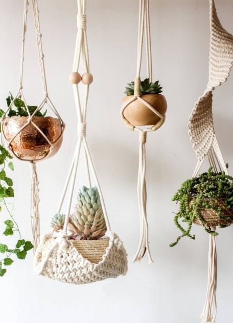 Inspiring Hanging Plant Pots Picture