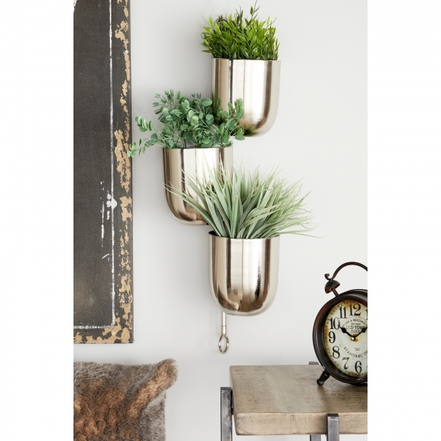 Inspiring Hanging Wall Planters Indoor Picture