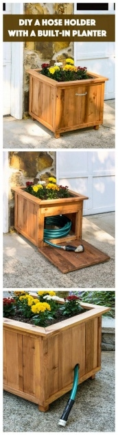 Inspiring Planter Box Design Ideas Image