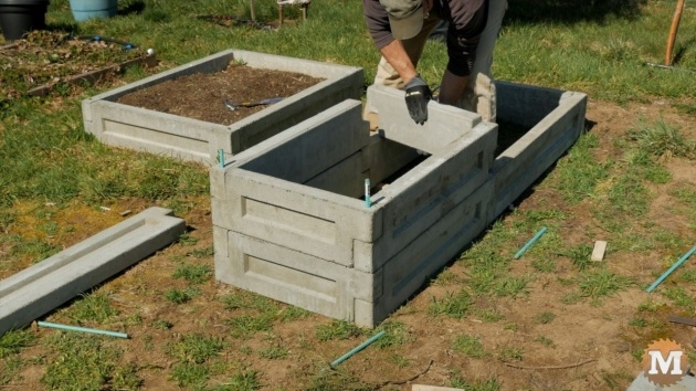 Inspiring Precast Planter Boxes Picture