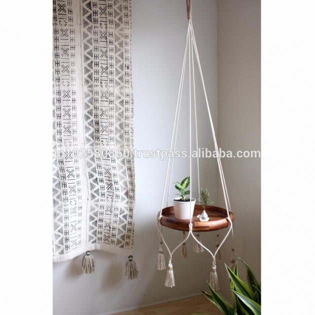 Inspiring Rope Plant Hanger Picture
