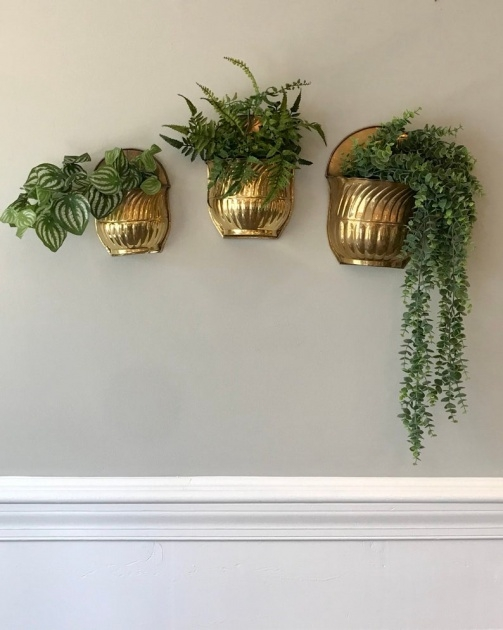 Inspiring Wall Mounted Planters Picture
