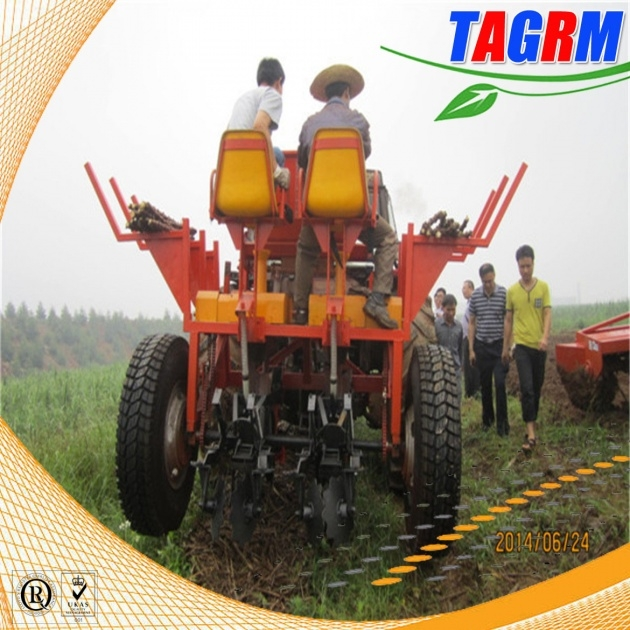Interesting Cassava Planting Machine Picture