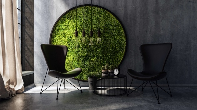 Interesting How To Make A Plant Wall Image