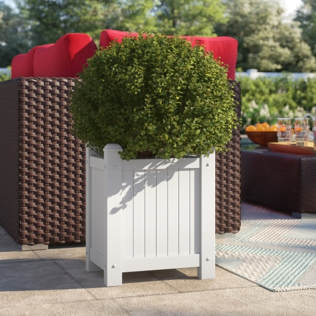 Interesting Pvc Planter Box Picture