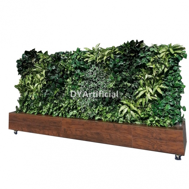 Marvelous Artificial Wall Planters Photo