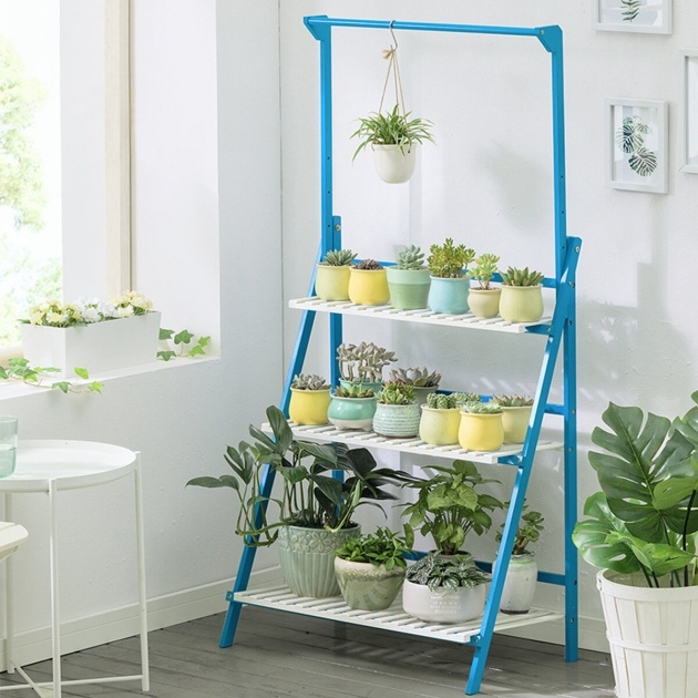 Marvelous Hanging Plant Stand Picture
