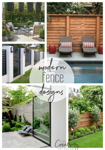 Marvelous Plant Fence Ideas Image