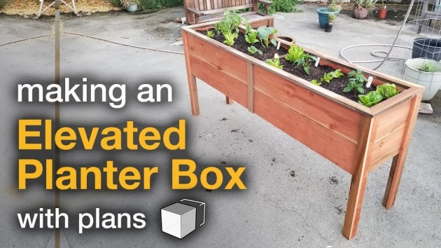Most Creative Diy Plant Box Photo