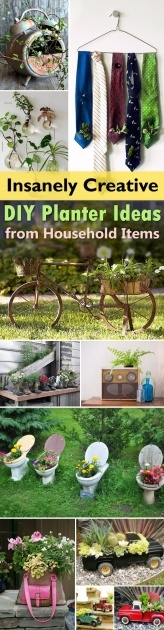 Most Creative Diy Planter Ideas Photo