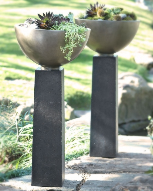 Most Creative Modern Outdoor Planters Photo