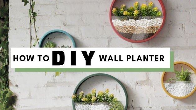 Most Creative Modern Wall Planter Photo