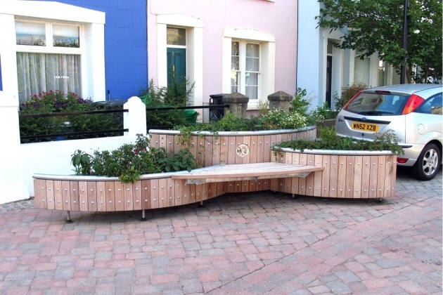 Most Creative Street Furniture Planters Picture