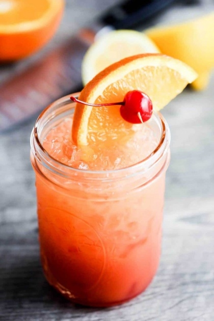 Most Popular Planters Punch Cocktail Image