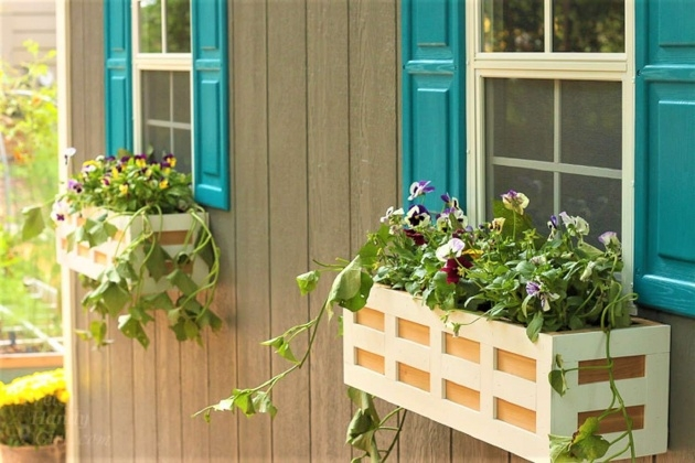 Most Popular Window Sill Planter Box Picture