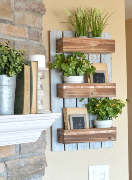 Most Popular Wooden Wall Planter Image