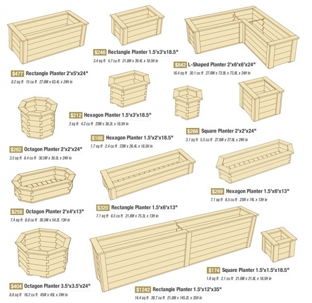 Outstanding Diy Planter Box Plans Photo