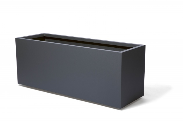 Outstanding Metal Rectangular Planter Image