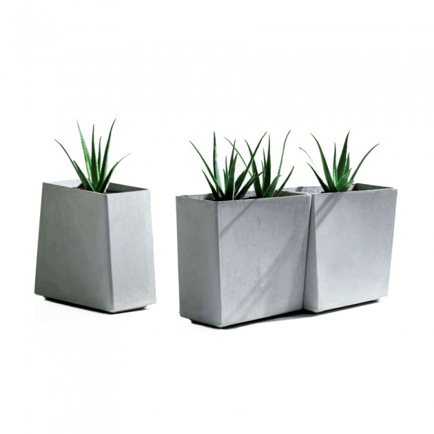 Outstanding Modern Outdoor Pots And Planters Photo