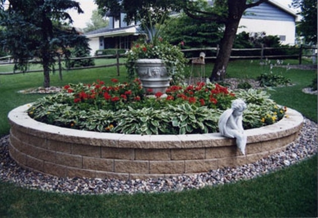 Outstanding Tree Ring Planter Ideas Picture