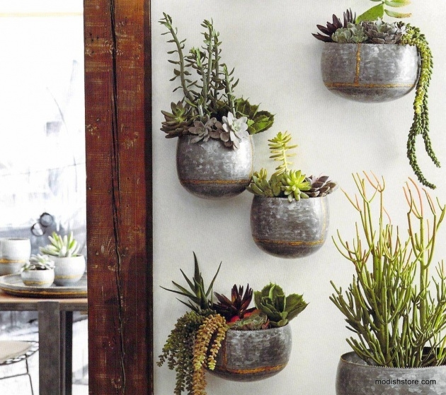 Perfect Outdoor Wall Planters Picture