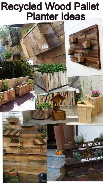 Perfect Pallet Planter Ideas Picture