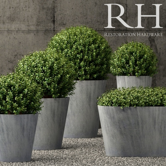 Perfect Restoration Hardware Planters Image