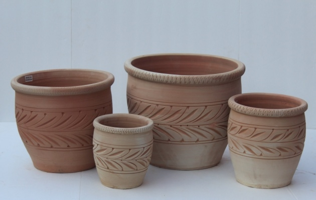 Perfect Terracotta Planters Photo