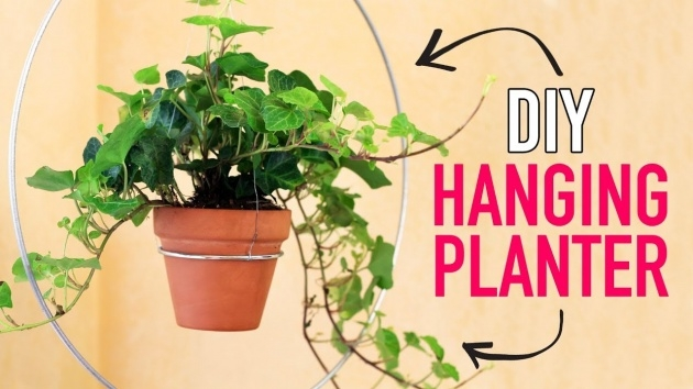 Popular Diy Hanging Planter Picture