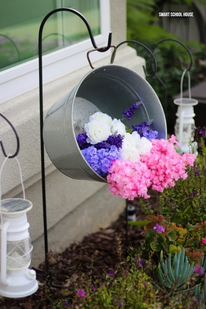Popular Galvanized Tub Planter Image
