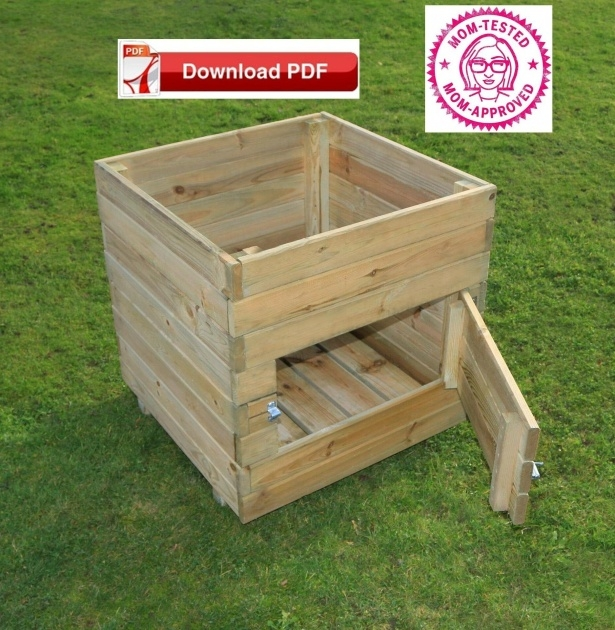 Popular Potato Planter Box Image