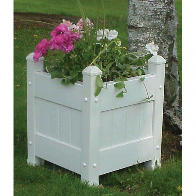 Popular Pvc Planter Box Image