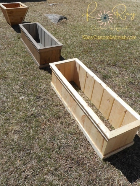 Remarkable Custom Planter Boxes Image