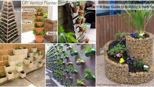Remarkable Diy Vertical Planter Picture