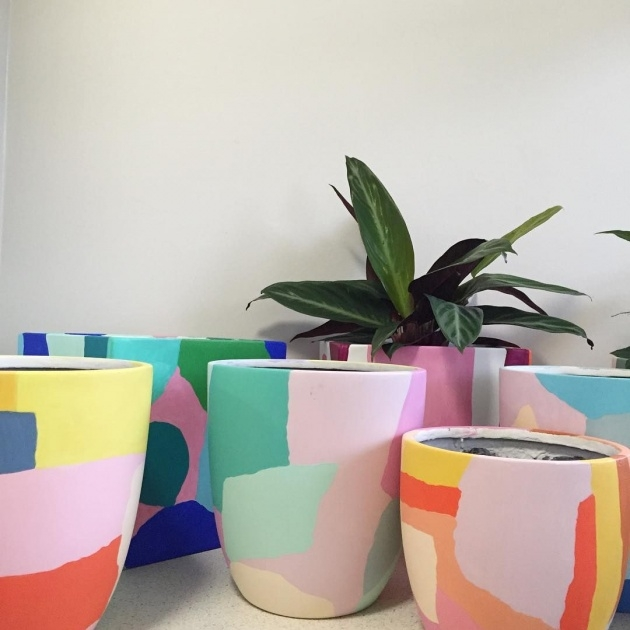 Remarkable Fibreglass Plant Pots Picture