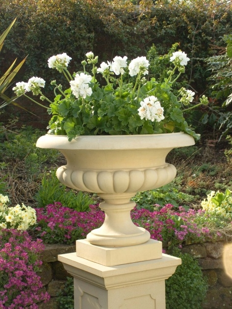 Remarkable Garden Urns Picture
