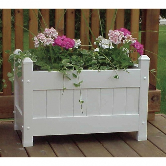 Remarkable Pvc Planter Box Photo