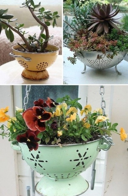 Sensational Creative Planter Ideas Photo