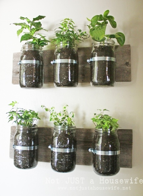 Sensational Diy Wall Planter Picture