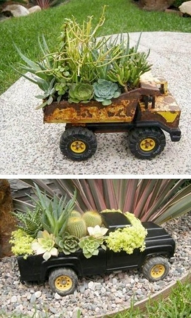 Simple Creative Planter Ideas Image