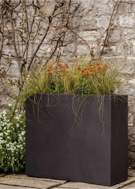 Simple Fibreglass Plant Pots Image