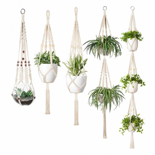 Simple Macrame Plant Hanger Picture