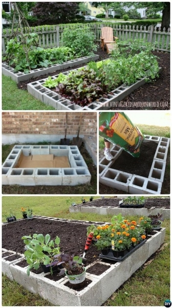 Splendid Diy Garden Planter Ideas Photo